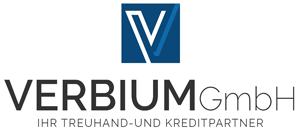 Verbium Kreditagentur GmbH | Logo Blau